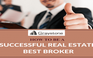 How to be a successful real estate broker