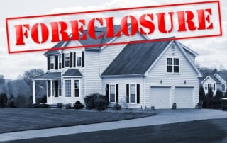 house in foreclosure